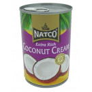Extra Rich Coconut Cream - NATCO