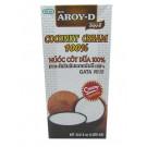 100% Coconut Cream 1ltr - AROY-D
