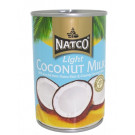 Light Coconut Milk - NATCO