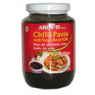 Chilli Paste with Soya Bean Oil 520g - AROY-D
