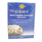 White Prawn Crackers (uncooked) 227g - GOLD PLUM