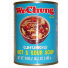 !!!!Old Fashioned !!!!Hot & Sour Soup - WU CHUNG