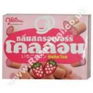 Collon Biscuit Roll - Strawberry Flavour - GLICO