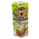 KOALA'S MARCH Honey Toast Flavoured Cream Biscuit Snack - LOTTE