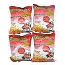 !!!!!!!!KRISPY SNAX!!!!!!!! Snack Noodles - BBQ Flavour 4x25g - YUM YUM !!!!***SPECIAL OFFER (bb: 08/06/17)***!!!!