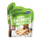 Crispy Coconut Rolls with Sesame - HESCO