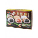Assorted (Red Bean, Peanut, Sesame) Mochi 180g - AWON