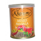 Mixed Masala (for Mild Curry) 100g (tin) - KHANUM