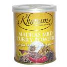 Madras Mild Curry Powder 100g (tin) - KHANUM