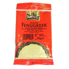 Ground Fenugreek 50g (refill) - NATCO