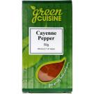 Cayenne Pepper 50g - GREEN CUISINE