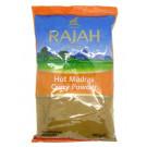 Hot Madras curry Powder 400g - RAJAH