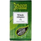 Whole Allspice 40g - GREEN CUISINE