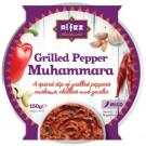 Muhammara (Grilled Pepper, Cashew, Chilli & Garlic) Spiced Dip - AL FEZ