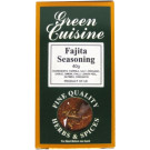 Fajita Seasoning 40g - GREEN CUISINE