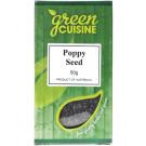 Poppy Seed 50g - GREEN CUISINE
