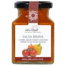 Salsa Brava (Fiery, Smoky Tomato & Pepper Sauce) - DELICIOSO