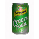Cream Soda 330ml - SCHWEPPES