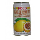 Mango & Passion Fruit Juice Drink - FOCO