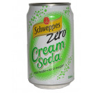 Cream Soda !!!!Zero!!!! - SCHWEPPES