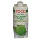 100% Pure Coconut Water 500ml - FOCO