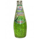 Pandan Drink with Basil Seed - V-FRESH