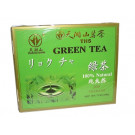 100% Natural Green Tea (bags) 100x2g - TIAN HU SHAN