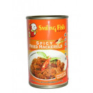 Spicy Fried Mackerel - SMILING FISH