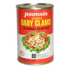 Whole Baby Clams in Salted Water - POONSIN