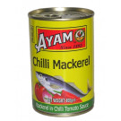 Mackerel in Chilli Tomato Sauce 400g - AYAM