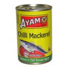 Mackerel in Chilli Tomato Sauce 400g - AYAM