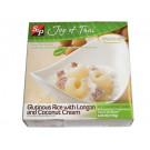 Glutinous Rice with Longan & Coconut Cream - S&P