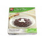 Black Glutinous Rice in Coconut Cream - S&P