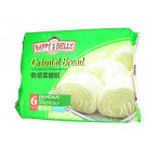 Oriental Bread (!!!!Mantou!!!!) - Pandan Flavour - HAPPY BELLY