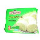 Oriental Bread (!!!!Mantou!!!!) - Pandan Flavour - HAPPY BELLY