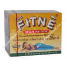 Herbal (Senna) Infusion with Chrysanthemum (15x2.8g) box - FITNE