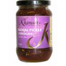 Brinjal (Aubergine) Pickle - KHANUM
