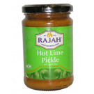 Hot Lime Pickle - RAJAH
