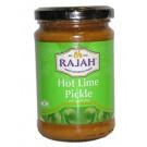 Hot Lime Pickle - RAJAH