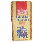 Gram Flour 2kg - NATCO
