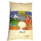 Pure Indian Basmati Rice 2kg - NATCO