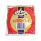 Madras Plain Pappadoms - RAJAH