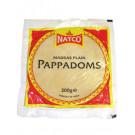 Madras Plain Pappadoms - NATCO