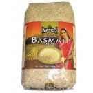 Brown Basmati Rice 2kg - NATCO