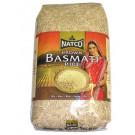 Brown Basmati Rice 2kg - NATCO