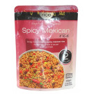 Microwaveable Cooked Spicy Mexican Flavour Rice - RICE