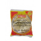 Mini Pappadoms - Madras Plain - NATCO
