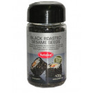 Black Roasted Sesame Seeds 100g - YUTAKA