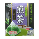 Premium Sencha Green Teabags (with Matcha) - KUNITARO