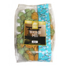 Wasabi Mix Rice Crackers - GOLDEN TURTLE
